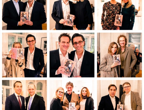 Tarek Leitner – Private Book Release Party