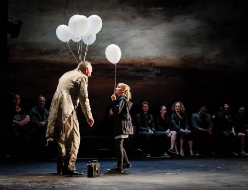 Aus Liebe. Peter Turrini. Theater Josefstadt.