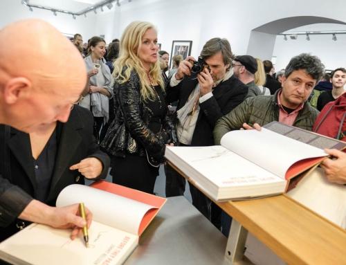 Jimmy Nelson. Ausstellungseröffnung Galerie OstLicht.