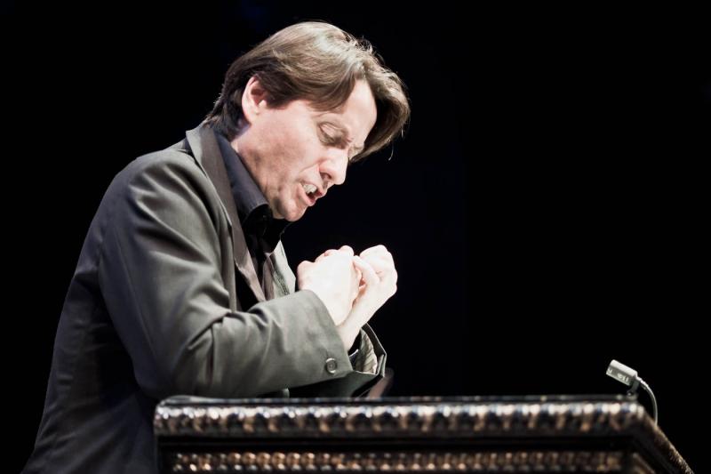 Ulrich Reinthaller. Werther. Theater an der Wien.
