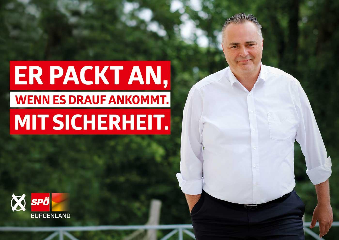 Hans Peter Doskozil Wahl 2017