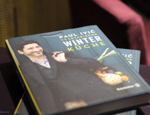 """Paul Ivic präsentiert """"Vegetarische Winterküche"""""""