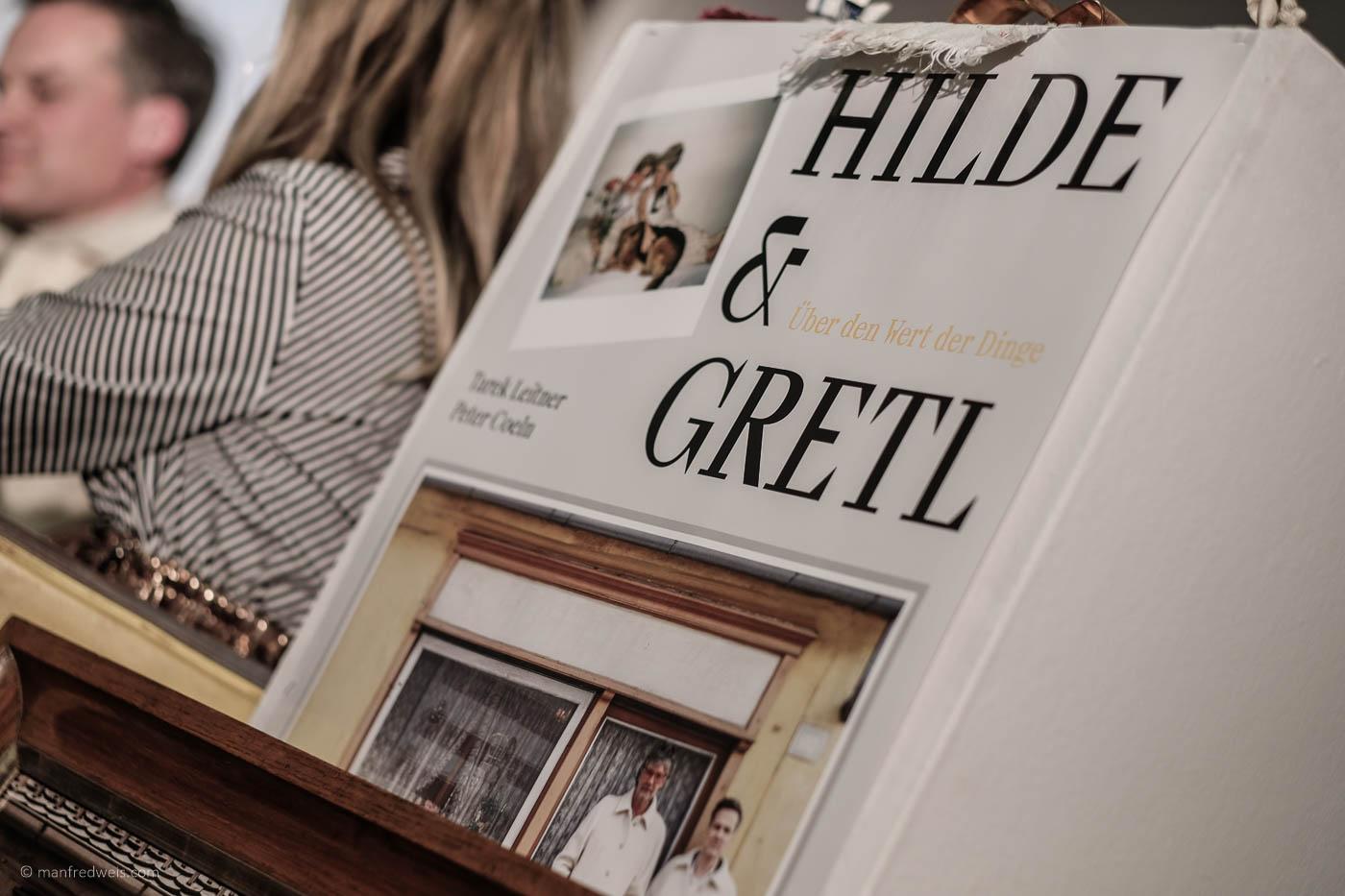 """Tarek Leitner und Peter Coeln - """"Hilde & Gretl"""""""